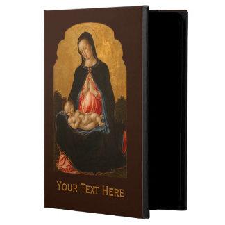 Madonna & Child custom monogram art cases iPad Air Cover