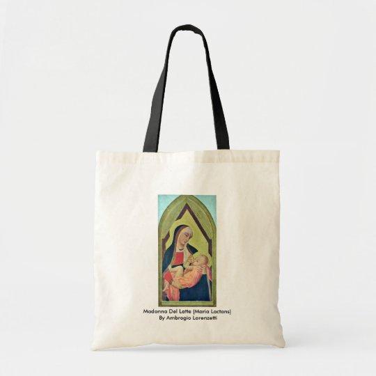 Madonna Del Latte (Maria Lactans) Tote Bag
