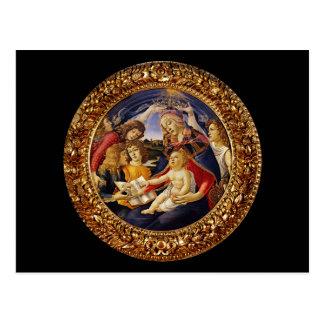 Madonna del Magnificat Postcard