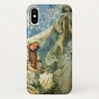 Madonna Lily Phone Case