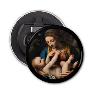 Madonna med  Kristusbarnet Bottle Opener