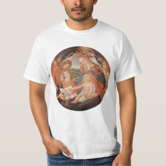 Madonna of the Magnificat, Botticelli, Renaissance Shirts