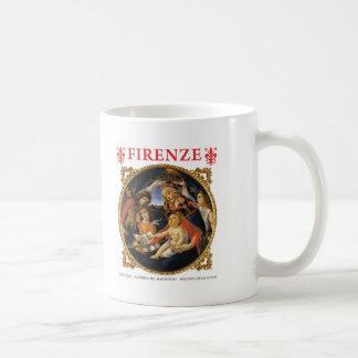 """Madonna of the Magnificat"" Coffee Mug"