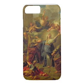 Madonna of the Magnificat iPhone 7 Case