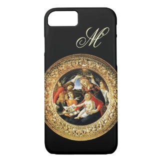 Madonna of the Magnificat Nativity Monogram iPhone 8/7 Case