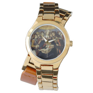 Madonna of the Pomegranate Botticelli Watch