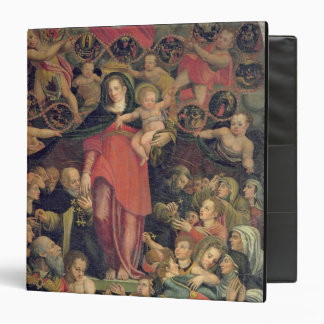 Madonna of the Rosary, c.1569 (oil on canvas) Binder