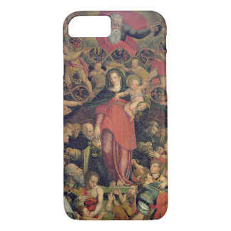 Madonna of the Rosary, c.1569 (oil on canvas) iPhone 7 Case