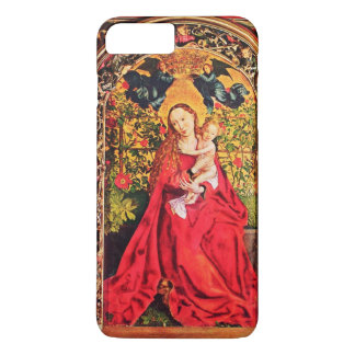 MADONNA OF THE ROSE BOWER iPhone 7 PLUS CASE