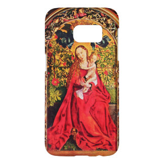 MADONNA OF THE ROSE BOWER SAMSUNG GALAXY S7 CASE