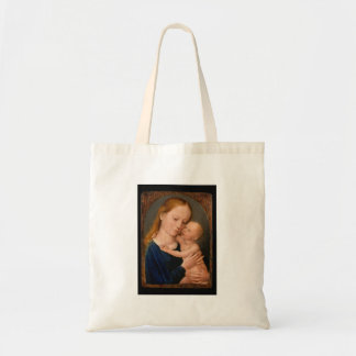 Madonna with Christ Child Tote Bag