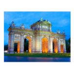 Madrid 001A Postcards