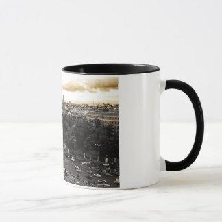 Madrid city mug