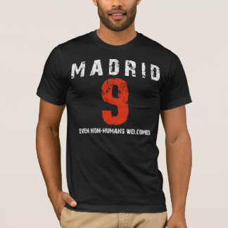Madrid District 9 T-Shirt