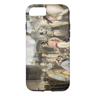 Madrid, from 'The Victories of the Duke of Welling iPhone 7 Case