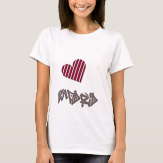 Madrid Love T-Shirt