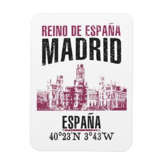 Madrid Magnet