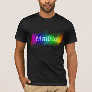 Madrid Proud City T-Shirt