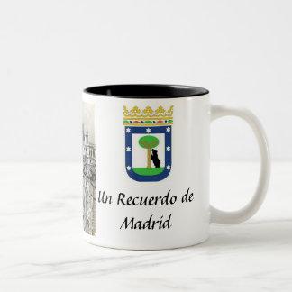 Madrid Souvenir Mug