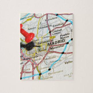 Madrid, Spain Jigsaw Puzzle