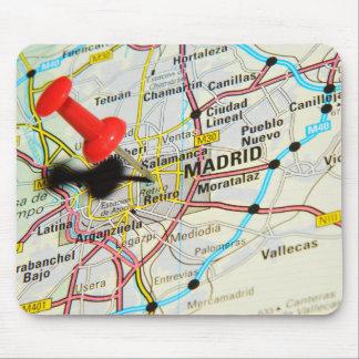 Madrid, Spain Mouse Pad