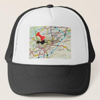 Madrid, Spain Trucker Hat