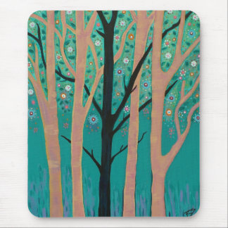 Madrona Magic Trees Mouse Pad