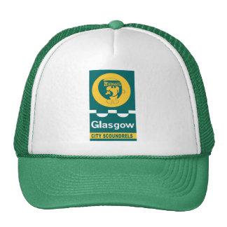 Madskull Glasgow City Scoundrels baseball cap Trucker Hat