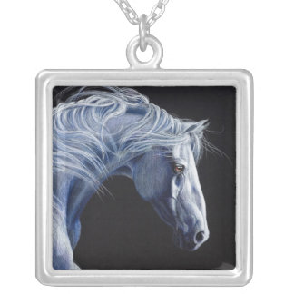 Maestoso Sonny Silver Plated Necklace