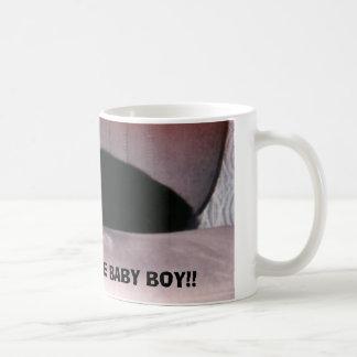 """MAESTRO, MOMMY""""S LITTLE BABY BOY!! COFFEE MUG"""
