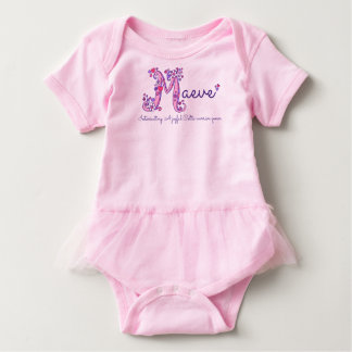 Maeve name and meaning baby girls clothing baby bodysuit