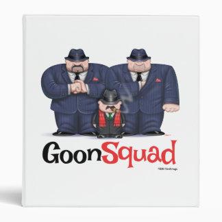 Mafia Goon Squad binder