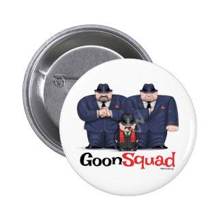 Mafia goon squad button