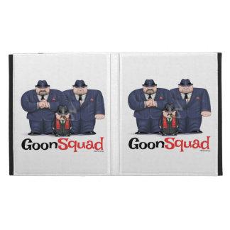 Mafia goon squad ipad case