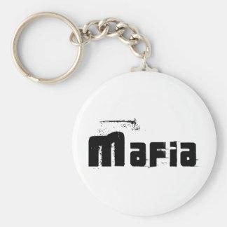 Mafia Keychain