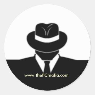 Mafia Sticker