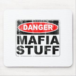 Mafia Stuff Mouse Pad
