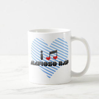 Mafioso Rap fan Classic White Coffee Mug
