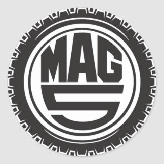 Mag 5 Stickers