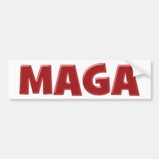 MAGA - Make America Great Again Bumper Sticker