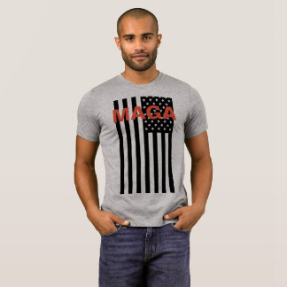MAGA Mindset - Make America Great Again T-Shirt