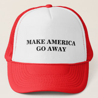 MAGA Trucker Hat