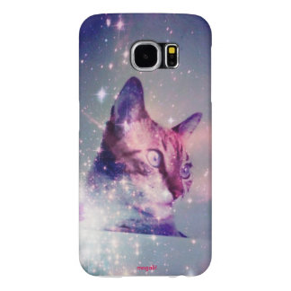 Magali the Space cat Samsung S6 phone case