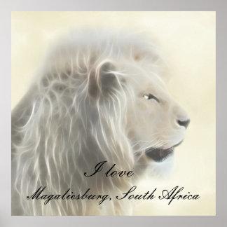 Magaliesburg South Africa Poster