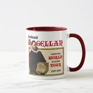 Magellan 1519 World Tour (Mug/Stein) Mug