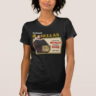 Magellan 1519 World Tour Shirt (W Dark)