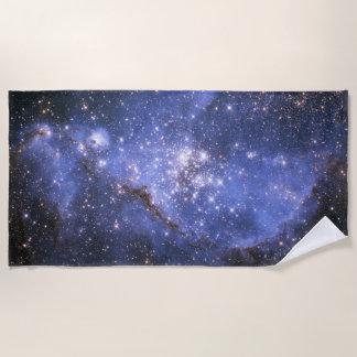 Magellan Nebula Beach Towel