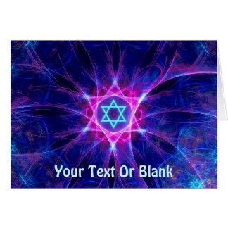 Magen Bet Fractal Card