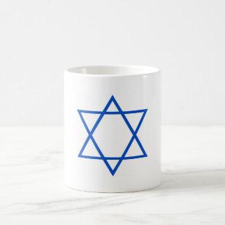 Magen David mug