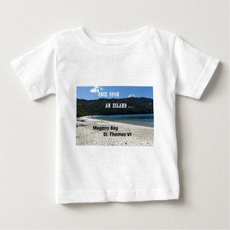 Magens Bay, St. Thomas VI Baby T-Shirt